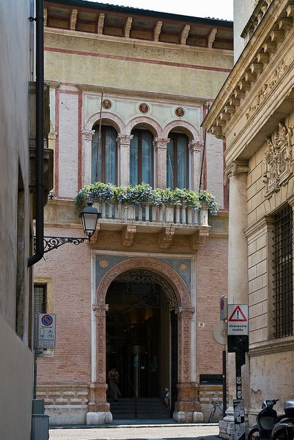 Palazzo Thiene , province of Vicenza , Veneto region Italy