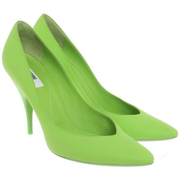Pre-owned - pumps Moschino