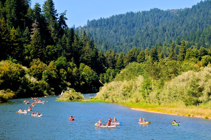 Guide To The Russian River