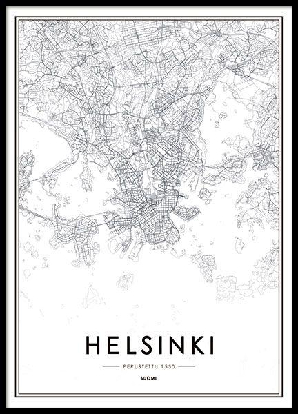 Poster Plakat Moderne Plakater Til Stuen Desenio