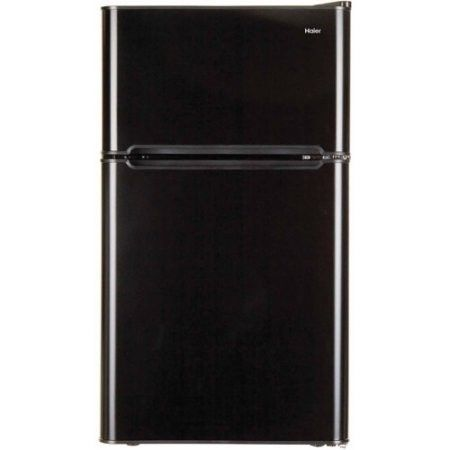 Stash Frozen Treats And Cold Sodas In The Haier Hc32tw10sb 32 Cu Ft