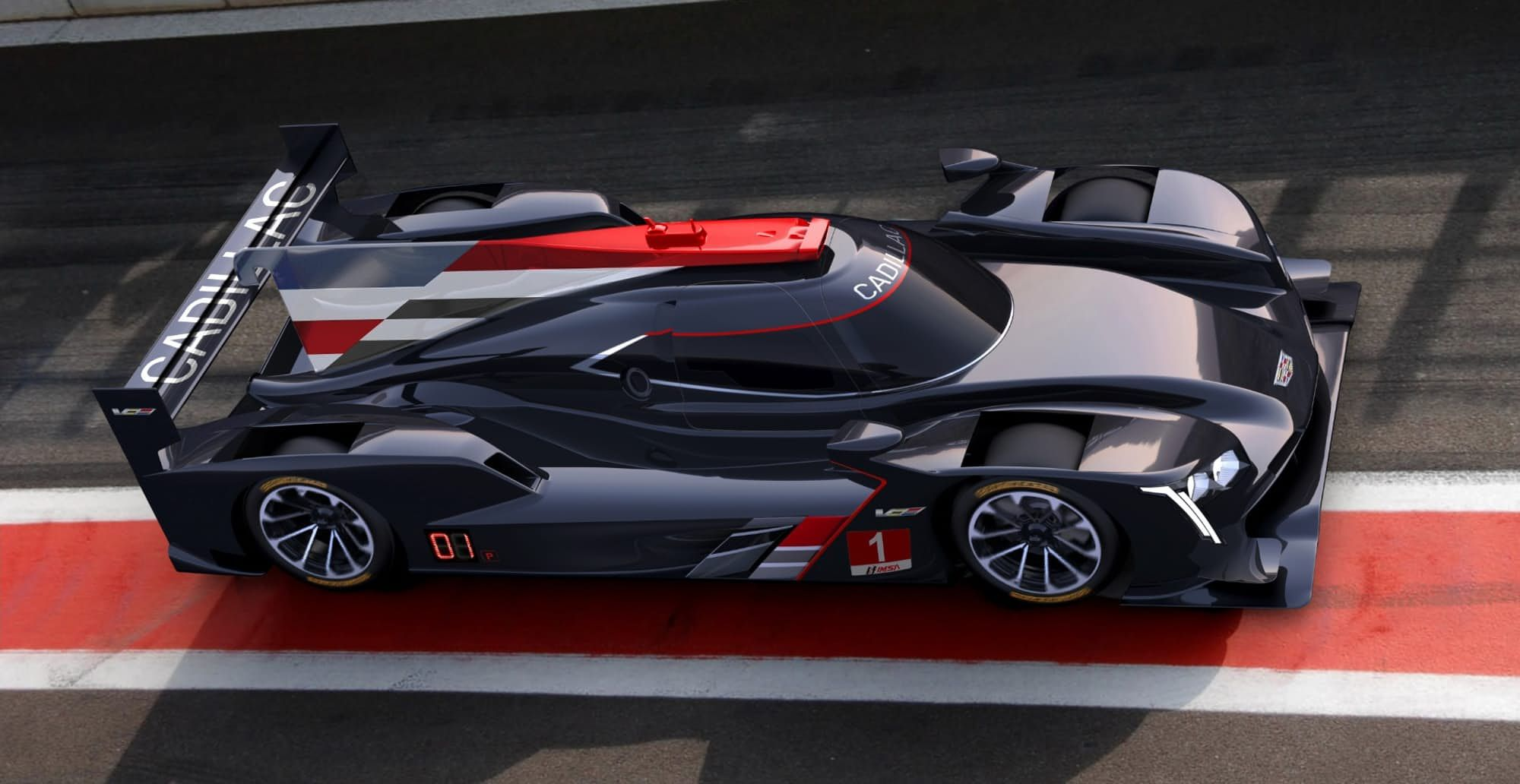 Cadillac breaks cover on its latest race car, the DPi-V.R | Luxury ...