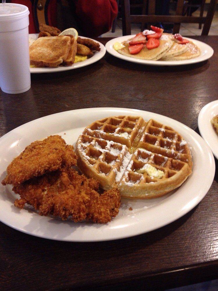 Cedar park cafe philadelphia pa united states chicken