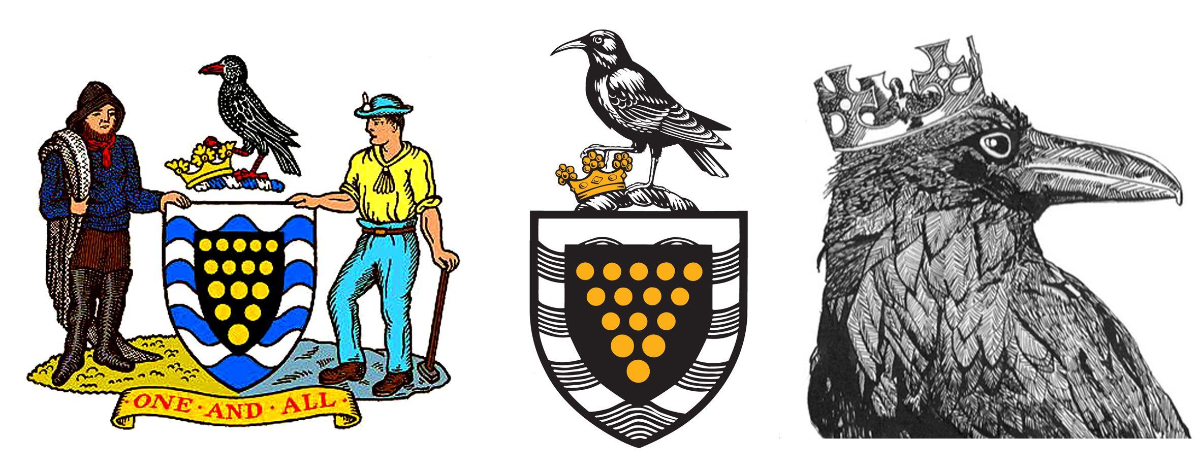 Cornish Heraldry, Cornish Coats of Arms