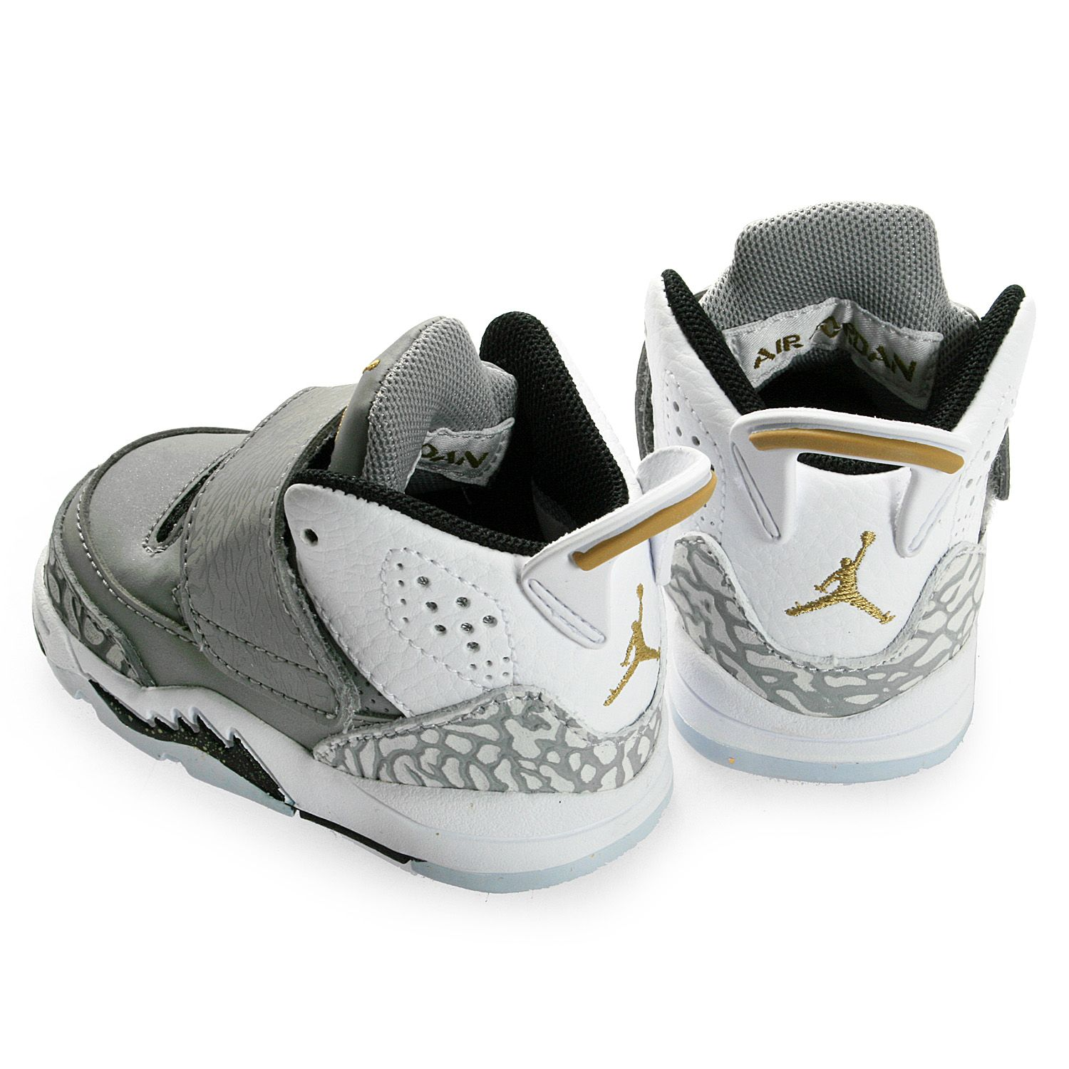 nike jordan shoes for baby boy white suit 818045