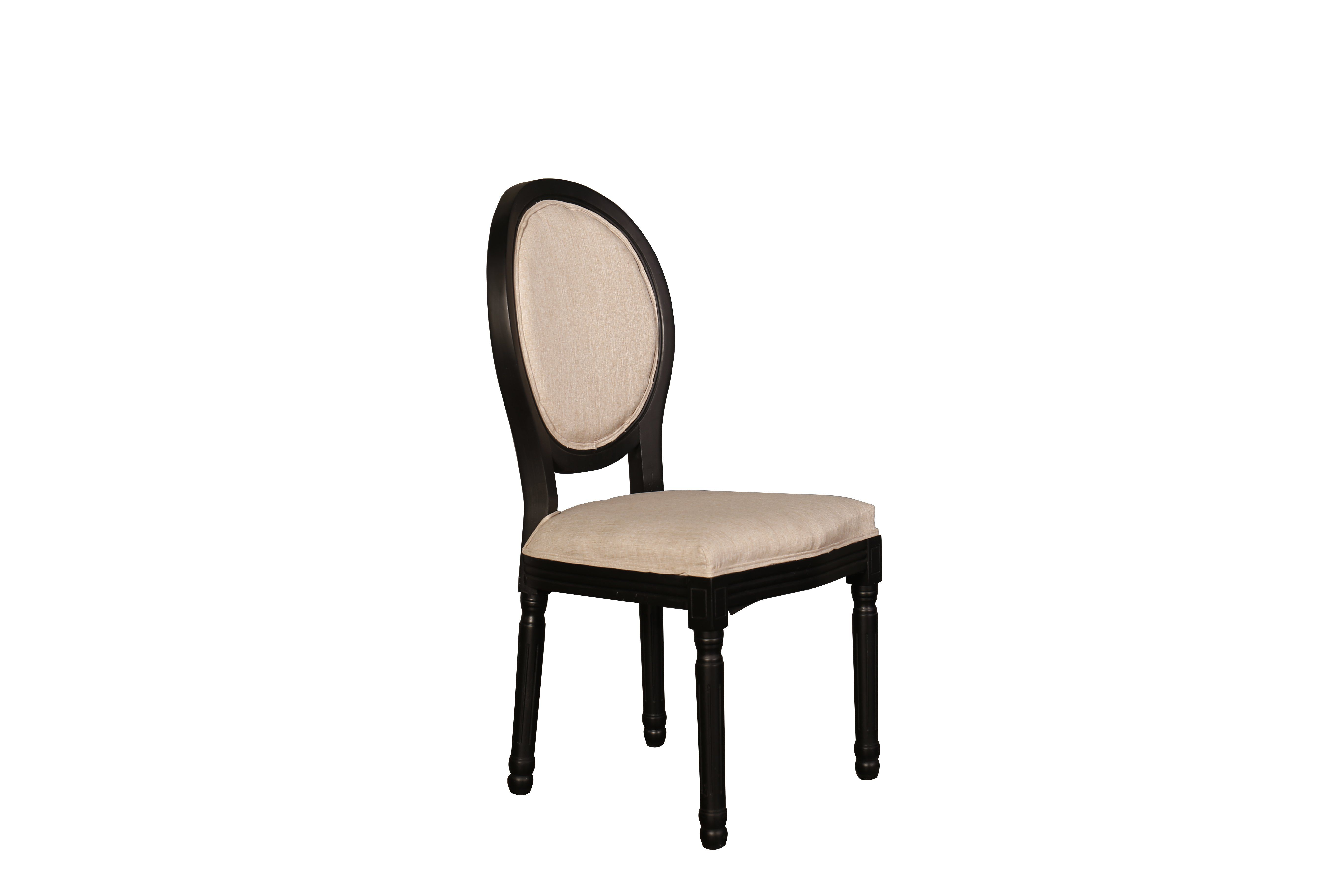 Cassius Set Of 2 Piece Vintage Style Dining Chairs