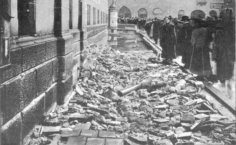 Hochwasser in Nürnberg waren keine Seltenheit: Die Stadtchronik berichtet von elf Katastrophenhochwassern, 44 große Hochwassern und 83 mittleren Hochwassern innerhalb von 600 Jahren