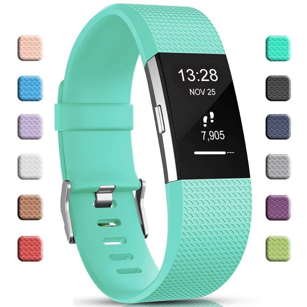 reloj de mujer fit bit charge 2
