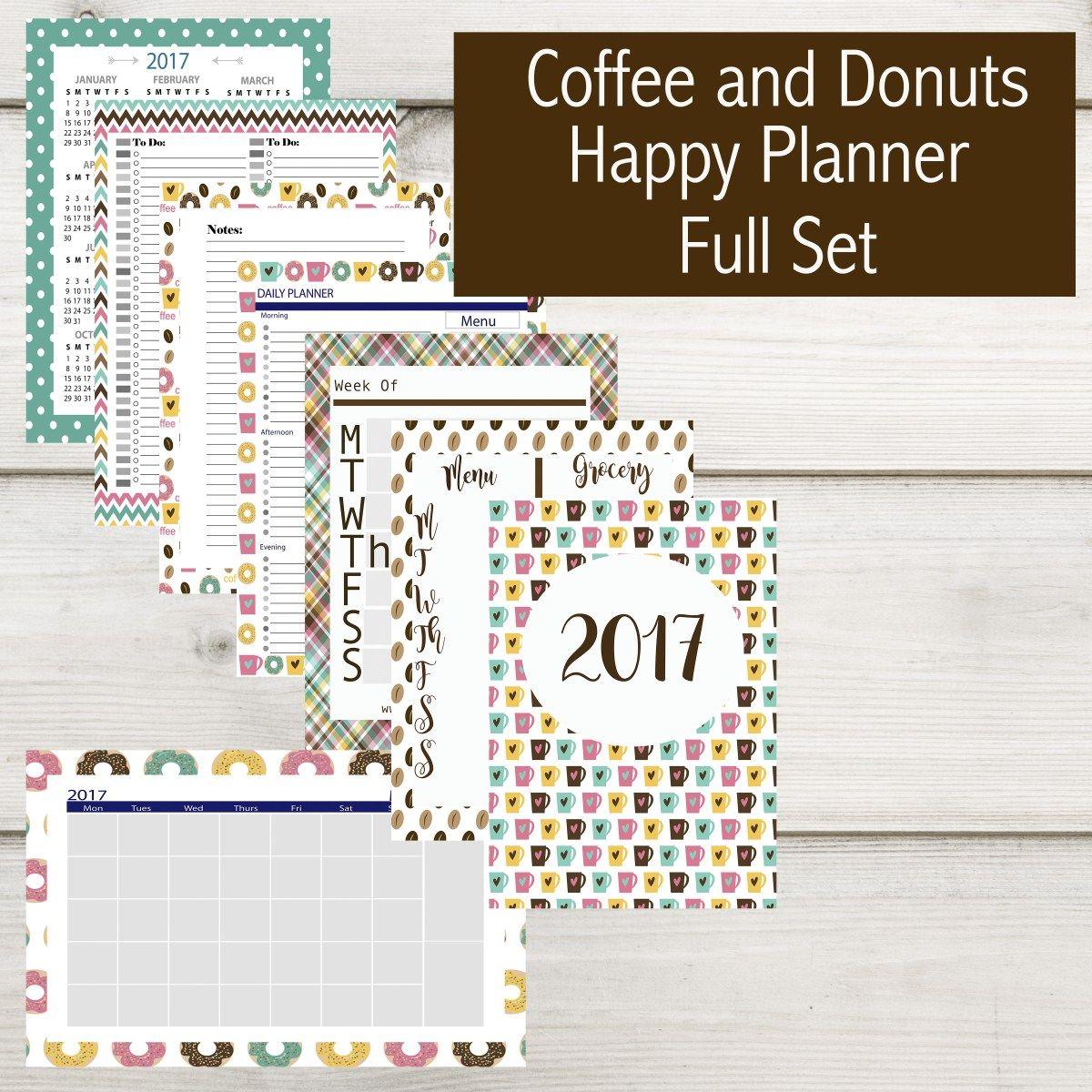 Happy Planner Full Set 4