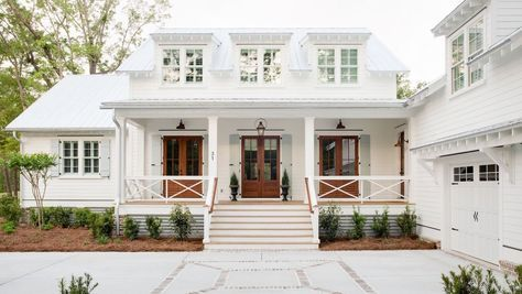 32++ Houses with dormers and front porch ideas