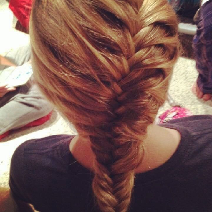 My friend did my hair! It looks amazing, I wish I could braid like this!