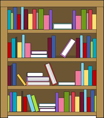 Bookshelf Bookshelf Art Book Clip Art Clip Art Library