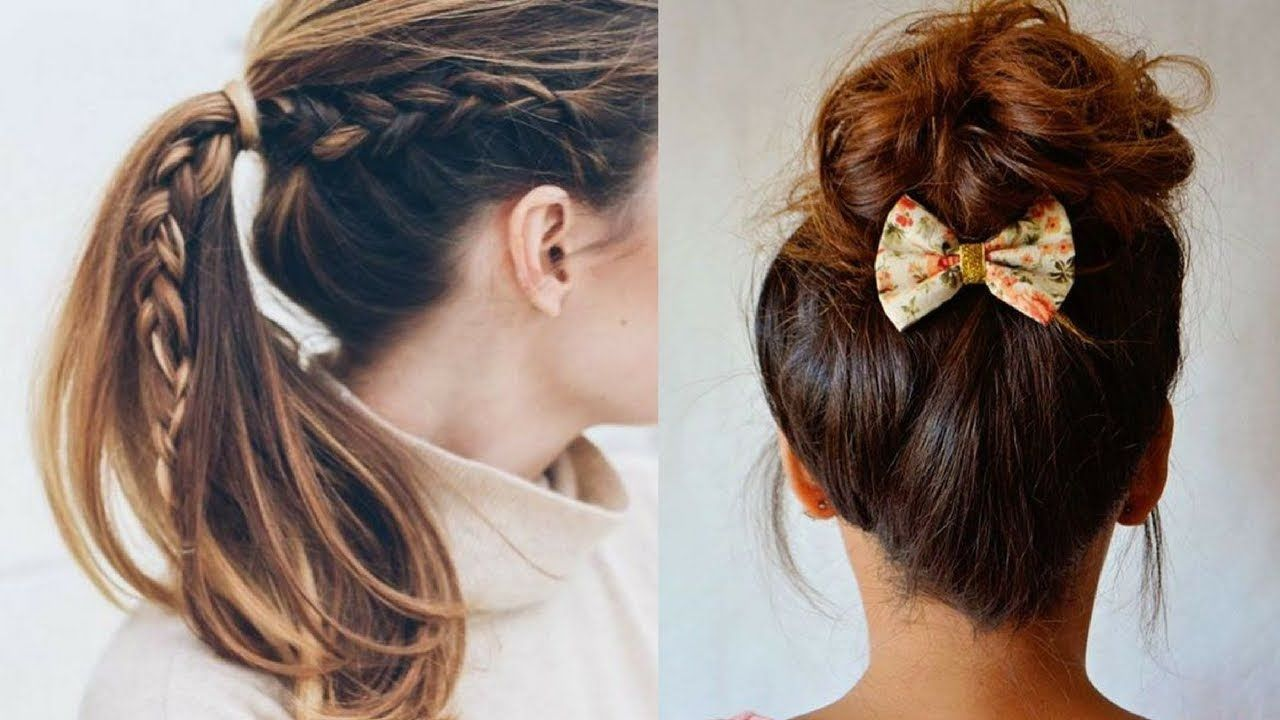 Simple u easy diy hairstyles hairstyle tutorial out door