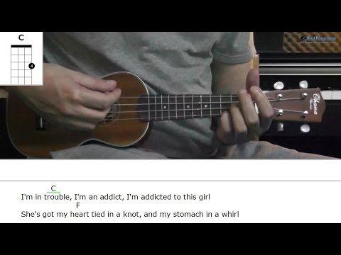 Trouble with Never Shout Never (Ukulele plus guitar adaptation ...