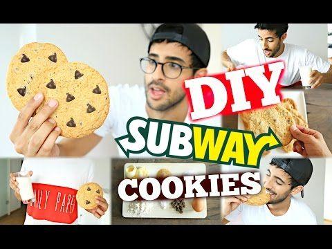 diy originale subway cookies rezept in 10 minuten. Black Bedroom Furniture Sets. Home Design Ideas