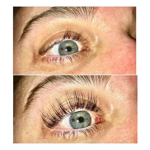 48cd6861a1a Yumi Lashes keratin lash lift and tint! This is not extensions, just her  natural lashes. No perm chemicals, and no need for lash curlers.