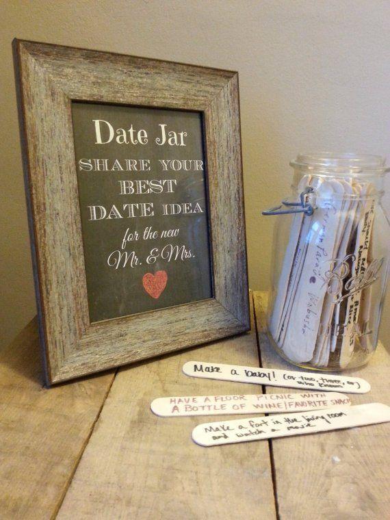 Diy date jar reception weddings and southern bride diy date jar solutioingenieria Gallery