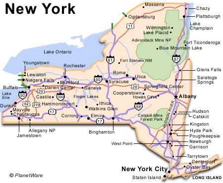 New York State | Tour New York: Maps in 2018 | Pinterest | New York ...