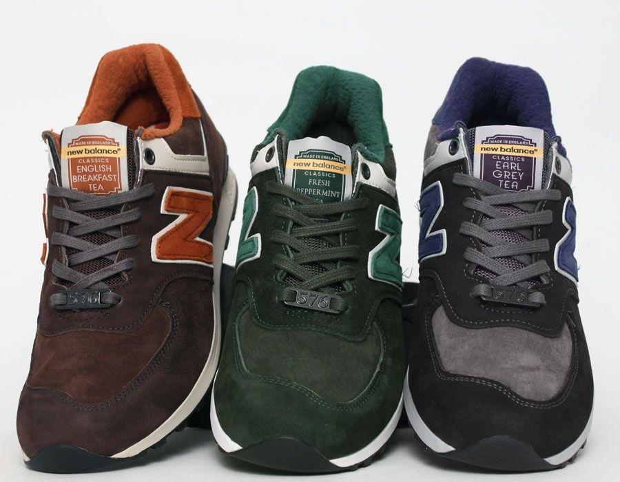 new balance 576 verde