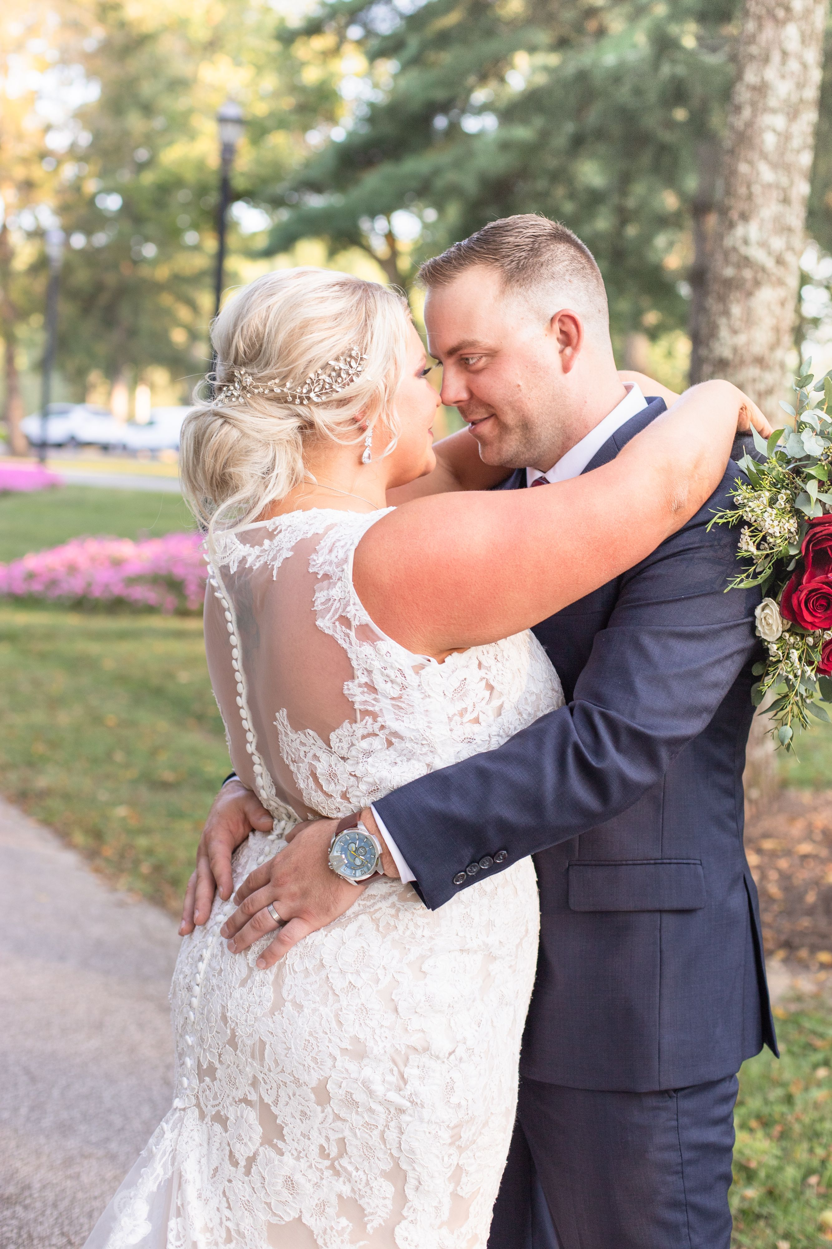 Columbus, Ohio Wedding Photography Intimate wedding