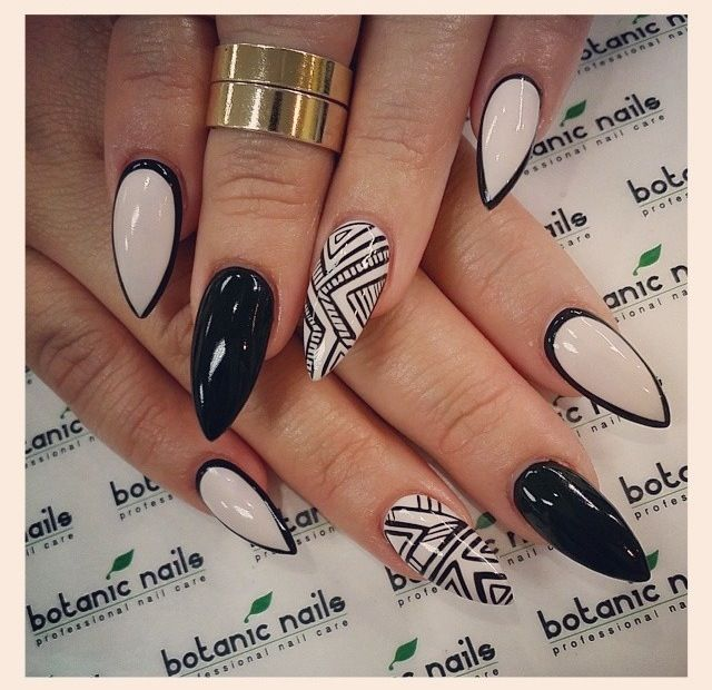 if I had long nails... | |Nails| | Pinterest | Makeup, Manicure and ...