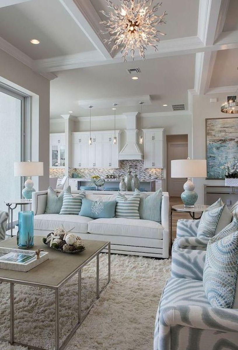 coastal home interior design ideas 36 - Coastal Interior Design Ideas