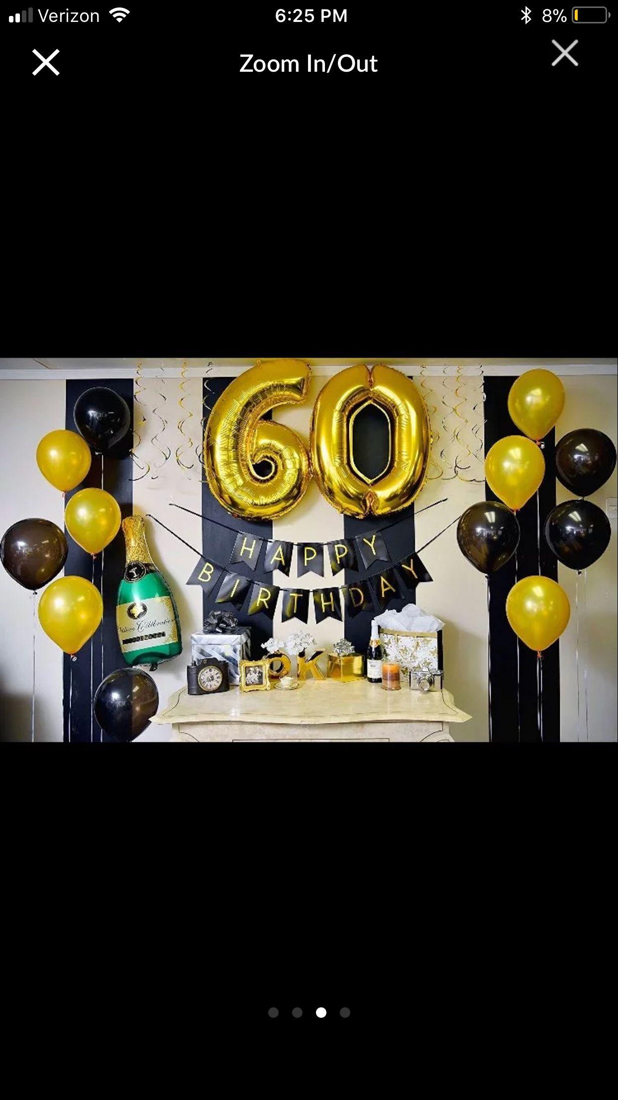 Birthday 60th birthday theme 60th birthday ideas for