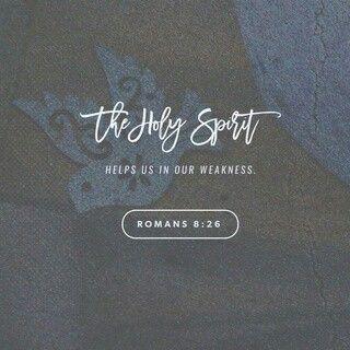 *Romanos 8:26
