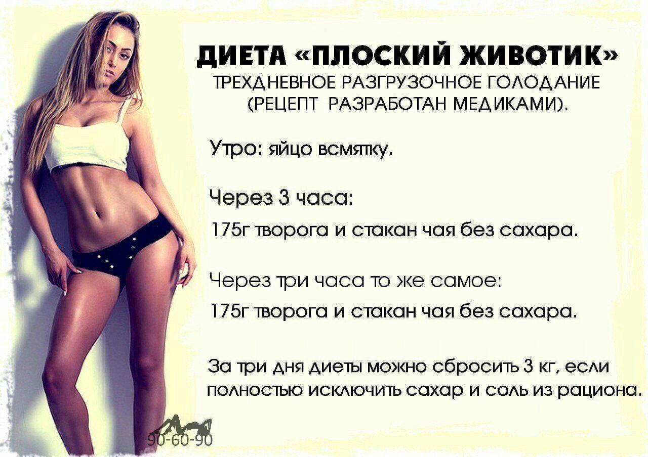 Легкая диета чтобы быстро похудеть