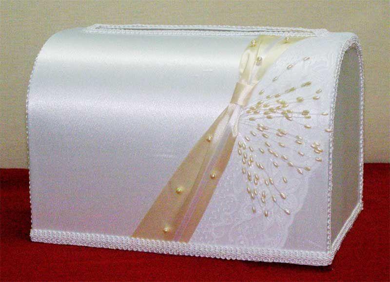 Сундук для денег на свадьбу мк