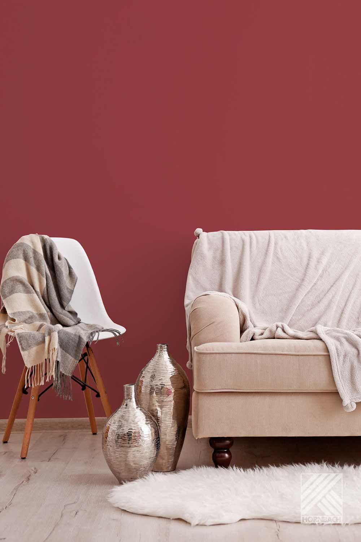 Wände Gestalten Mit Wandfarbe Wandfarbe Farben Wand
