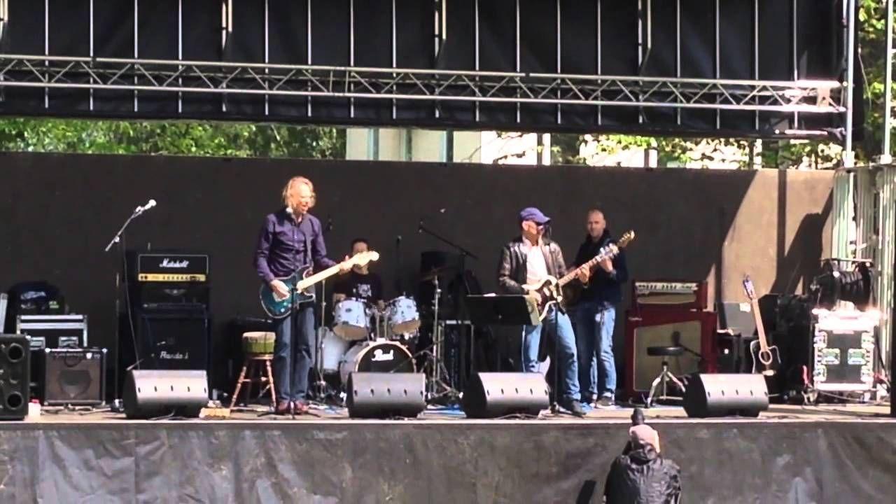 HogStompers BluesRockband 31 maj 2014