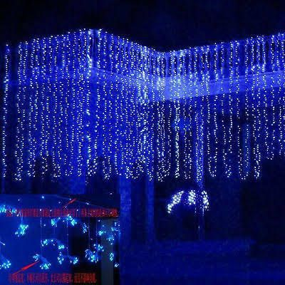 Christmas Lights That Look Like Water Falling.Christmas Lights That Look Like Water Falling Google