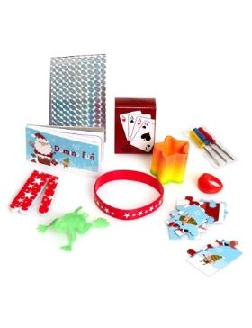 Christmas Cracker Toys.10 Crackers Gift Pack Christmas 2019 New Old
