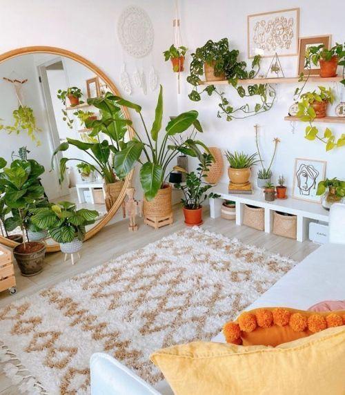 Photo of Boho bedroom | plants | plant lady