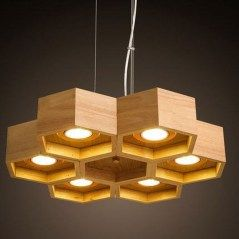 54 Best Creative DIY Hanging Light Fixture Ideas for Your Home images