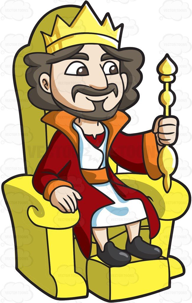 A King Sitting On His Throne Cartoon Clip Art Cartoon Happy Diwali Images