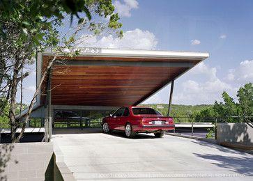 Modern Garage And Shed By Tom Hurt Architecture Garage Design