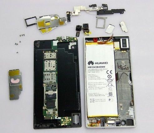 Sửa chữa điện thoại Huawei bị mất sóng