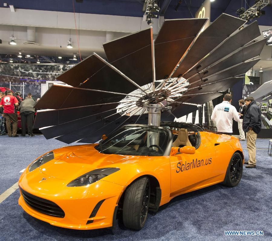 Smart Solar Cars ??? Pinterest Tesla Electric Car Solar