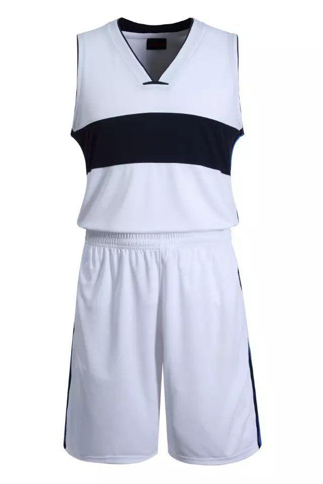d0909039a6f Blank Basketball Suit Team Name Logo Custom Usa Basketball Throwback Cheap  Sleeveless Basketball Uniforms White Black