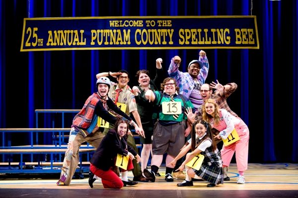25th Annual Putnam County Spelling Bee Broadway Off