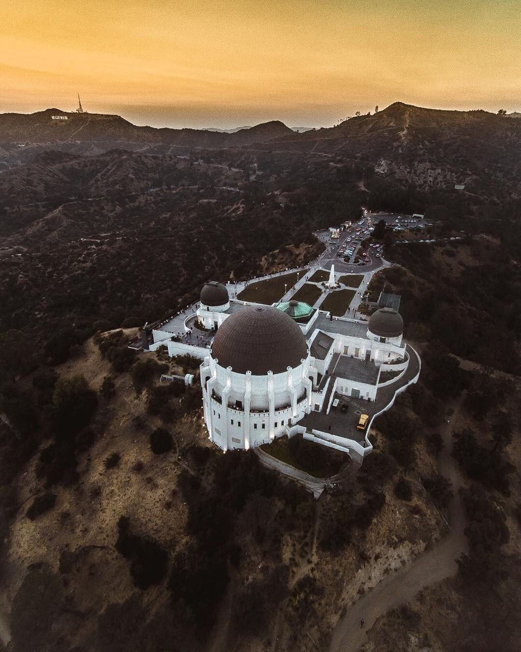 Griffith Observatory Los Angeles California By Jacob Fischer Californiafeelings Com California Cali La Ca Los Angeles Griffith Observatory Aerial Photo