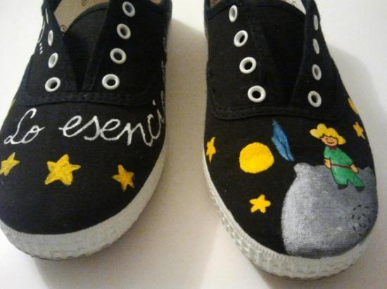 zapatos de separación 1721e 74ff0 zapatillas pintadas a mano zapatillas de lona,pintura para ...