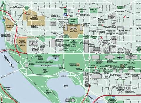 walking map of washington dc - yahoo Image Search Results | DC ... on