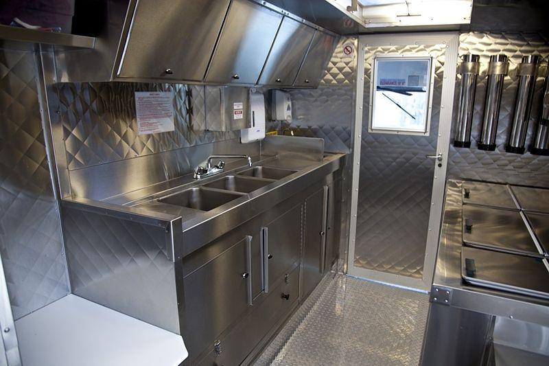 Image Result For Ice Cream Truck Inside Ice Cream Truck Truck