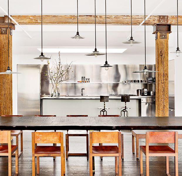Viejo NEO loft | Nueva york, Arquitectos y Cocinas