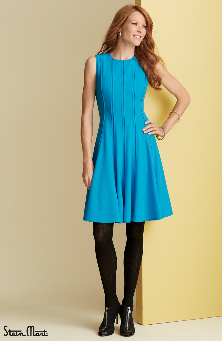Solid Miracle Waist Sleeveless Dress Is The Perfect Piece For A Timeless And Chic Look Autumn Fashion Dresses Summer Dresses [ 1128 x 736 Pixel ]