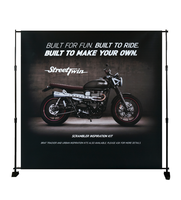 Cheap Roller Banners A range of easy to set-up outdoor banner stands. All our outdoor display stands are printed on weather resistant material with light fast ink ensuring long term use in all weathers.  https://www.rollerbannersuk.com/