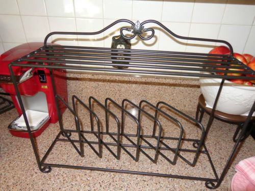 The Games Factory 2 | Plate racks, Counter top and Wrought iron